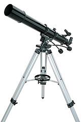 Celestron Firstscope 90EQ - SkyWatcher SK 90