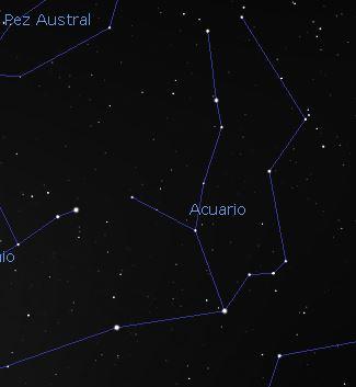 constelacion acuario