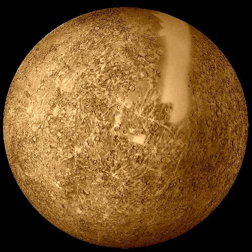 mercurio imagen real